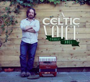 CD Cover Charlie Abel Celitic Voice